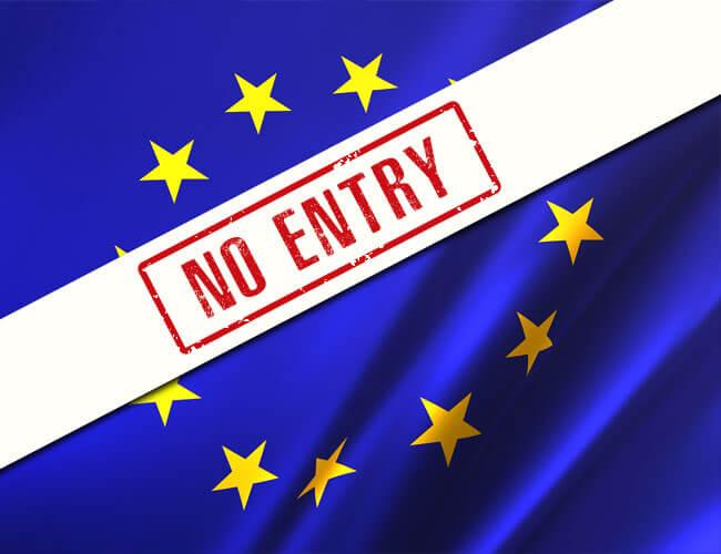 The European Travel Ban